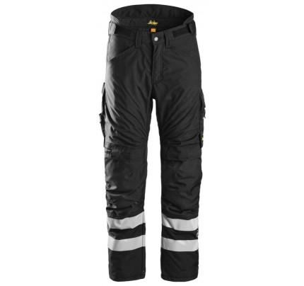 Kalhoty AllroundWork 37.5®zimní černé