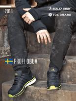 Nový katalog obuvi Solid Gear a Toe Guard