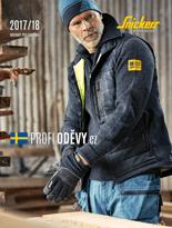 Aktuální katalog Snickers Workwear