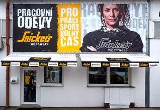 Prodejna Brno